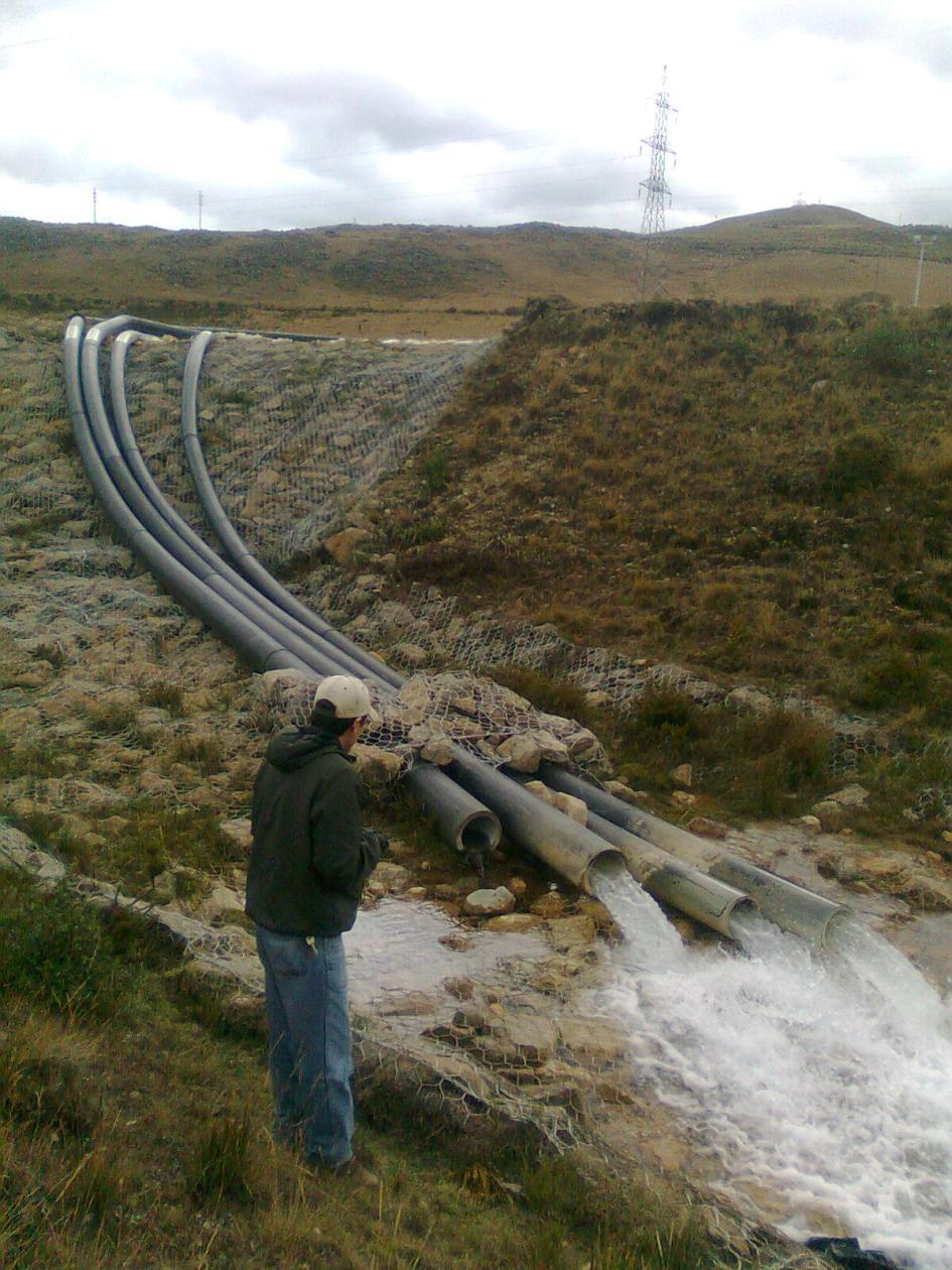 Nacientes del Río Grande - Cajamarca