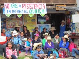 Quillish 10 años de resistencia