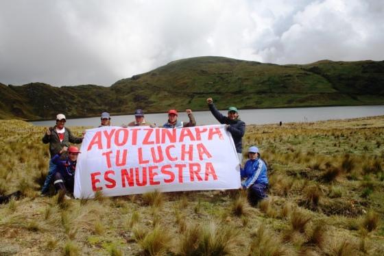Solidaridad con Mexico